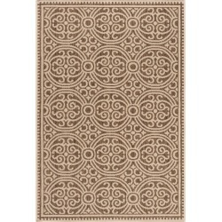 4'X6' Medallion Loomed Area Rug Cream (Ivory) - Safavieh found on Bargain Bro India from target for $75.99