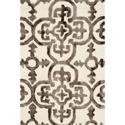 Bardaric Accent Rug - Ivory/Brown (2'x3') - Safavieh found on Bargain Bro India from target for $48.44