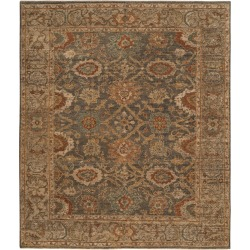 9'X12' Floral Knotted Area Rug Gray/Beige - Safavieh found on Bargain Bro India from target for $2249.99