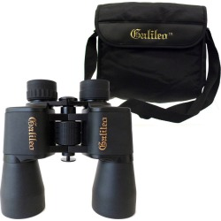 Galileo 10x50 Wide Angle Binoculars - Black found on Bargain Bro Philippines from target for $47.99