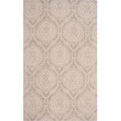 5'X8' Paisley Area Rug Taupe/Ivory - Safavieh, Brown/Ivory found on Bargain Bro Philippines from target for $220.99