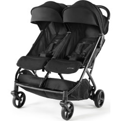 Summer Infant 3DpacCS+ Double Stroller, Black