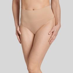 Jockey Generation Women's Slimming Thong - Beige M, Women's, Size: Medium found on Bargain Bro Philippines from target for $12.00