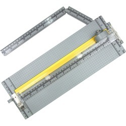 Rotary Paper Trimmer, Clear found on Bargain Bro Philippines from target for $19.59