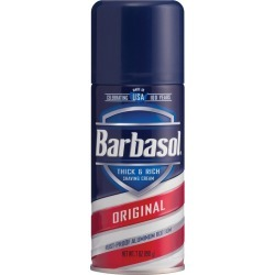 Barbasol Original Thick & Rich Shaving Cream - 7oz found on Bargain Bro India from target for $1.99