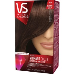 Vidal Sassoon Pro Series Permanent Hair Color - 4GN Dark Royal Chestnut - 1 kit, Brown found on Bargain Bro India from target for $8.99