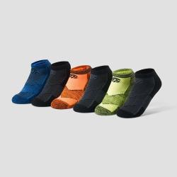 Boys' 6pk Low Cut Socks - C9 Champion M, Boy's, Size: Medium, MultiColored