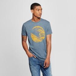 petiteMen's Short Sleeve North Shore Graphic T-Shirt - Awake Navy XL, Blue