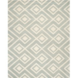 8'X10' Geometric Area Rug Gray/Ivory - Safavieh found on Bargain Bro India from target for $519.99
