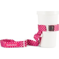 BooginHead SippiGrip Sippy Cup Strap Sippy Cup Holder - Pink Polka Dots found on Bargain Bro Philippines from target for $6.99