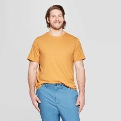 08859f5f2c0 Men's Big & Tall Standard Fit Short Sleeve Lyndale Crewtarget