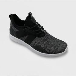 Women's Drive 4 Spacedye Wide Width Heathered Sneakers - C9 Champion Black 7.5W, Size: 7.5 Wide found on Bargain Bro Philippines from target for $29.99