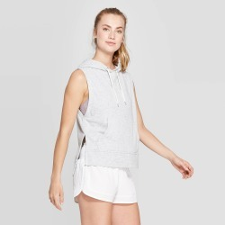 Women's Authentics Sleeveless Pullover - C9 Champion Heather Gray XS, Women's, Grey Gray found on Bargain Bro India from target for $24.99