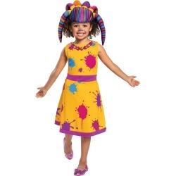 Halloween Toddler Zoe Walker Halloween Costume 3T-4T, Women's, MultiColored