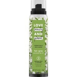 Love Beauty & Planet Coconut Milk and White Jasmine Medium Hold and Volume Hair Spray - 6.8oz found on Bargain Bro Philippines from target for $6.99