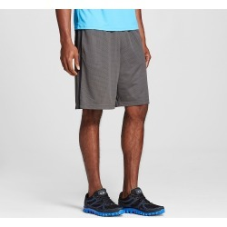 Men's Mesh Shorts - C9 Champion Railroad Gray XXL found on Bargain Bro India from target for $12.99