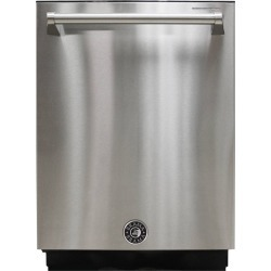 Vinotemp International Stainless Dishwasher, Silver