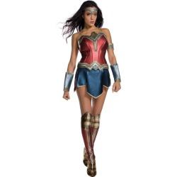 Women's Wonder Woman Costume - XS, Multicolored