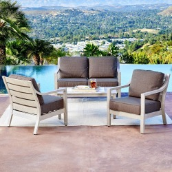 4pc South Beach Conversation Set - Royal Garden found on Bargain Bro India from target for $1299.99
