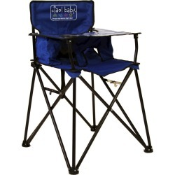 Ciao Baby Portable High Chair - Blue