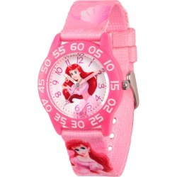 Kids' Disney Princess Ariel Watch - Pink, Women's found on Bargain Bro India from target for $22.99