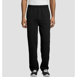 Hanes Men's EcoSmart Fleece Sweatpants - Black S, Size: Small found on Bargain Bro Philippines from target for $7.99