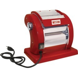 Weston Pasta Maker, Red, pasta makers