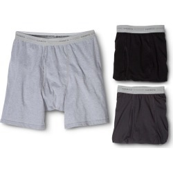 Hanes Men's 3pk Comfort blend Boxer Briefs - S, Black Gray found on Bargain Bro India from target for $11.99