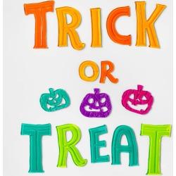 Halloween Trick-or-Treat Halloween Window Cling - Hyde & EEK! Boutique