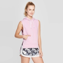 Women's Authentics Sleeveless Pullover - C9 Champion Mauve XXL, Pink found on Bargain Bro India from target for $24.99