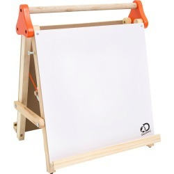 Discovery Kids Tabletop Dry Erase and Chalk Easel found on Bargain Bro Philippines from target for $24.99