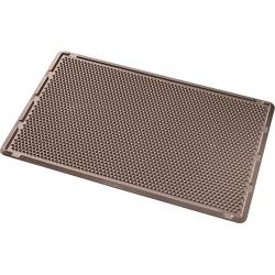 Brown Solid Doormat - (2'6x4') - WeatherTech