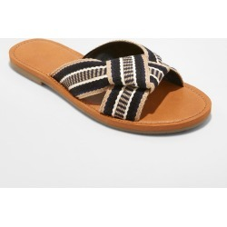 30615688476e Women s Rylie Knotted Slide Sandal - Universal Thread Btarget