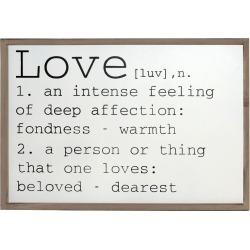 Love Wall Decor (24