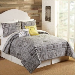 Indigo Bazaar King 5pc Tranquility Comforter & Sham Set Gray, Multicolored Gray found on Bargain Bro India from target for $109.99
