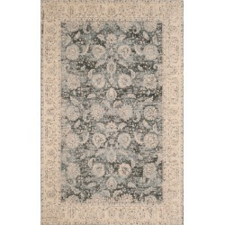 6'X9' Floral Loomed Area Rug Cream/Gray - Safavieh, Beige found on Bargain Bro Philippines from target for $287.99