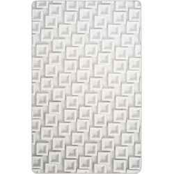 3'X5' Geometric Loomed Accent Rug Ivory/Light Gray - Safavieh, White found on Bargain Bro India from target for $66.49