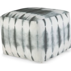 Brewster Square Pouf Gray - Wyndenhall found on Bargain Bro Philippines from target for $161.49