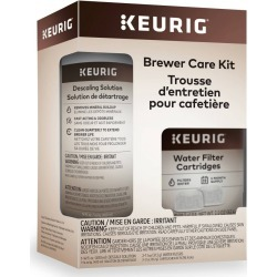 Keurig Brewer Care Kit, Clear