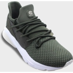 Women's Storm Knit Athletic Sneakers - C9 Champion Olive 10, Green found on Bargain Bro India from target for $36.99