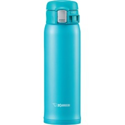 Zojirushi 16oz Stainless Steel Vacuum Bottle with Nonstick Interior - Turquoise Blue