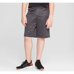 Boys' Mesh Shorts - C9 Champion Charcoal M, Boy's, Size: Medium, Grey found on Bargain Bro India from target for $7.99
