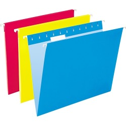 Nate Berkus Tabletop File With 5 Pc Hanging Folders