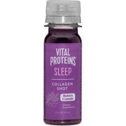 Vital Proteins Sleep Collagen Shot Dietary Supplements - 2 fl oz, Adult Unisex