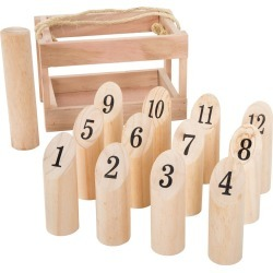 Hey! Play! Wooden Throwing Game-Complete Set found on Bargain Bro Philippines from target for $26.99
