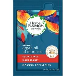 Herbal Essences Bio:Repair Sulphate Free Argan Oil with Morocco Hair Mask - 1.7 fl oz