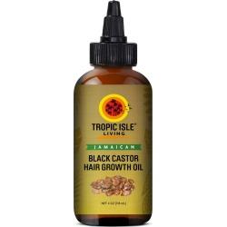 Tropic Isle Living Jamaican Black Castor Hair Growth Oil - 4oz
