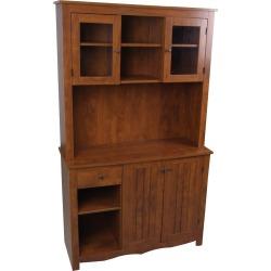China Cabinet Oak - Home Source