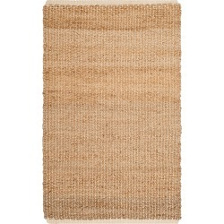 3'X5' Solid Woven Accent Rug Ivory/Natural - Safavieh, White found on Bargain Bro India from target for $89.24