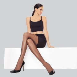 Hanes Premium Women's Perfect Leg Boost Energizing Tights - Jet Black 2X-Large, Size: XXL found on Bargain Bro Philippines from target for $11.00